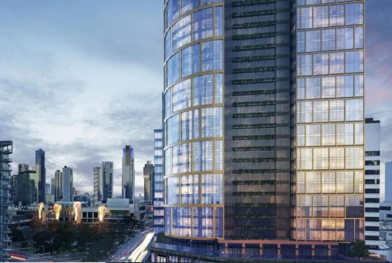 Push for new towers in post-COVID crisis city comeback