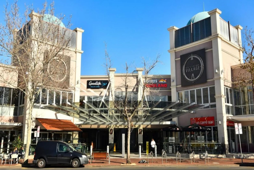 North Adelaide Village shopping centre