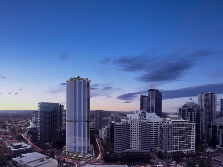 Entire 13-storey Chatswood office tower up for grabs for $60m+