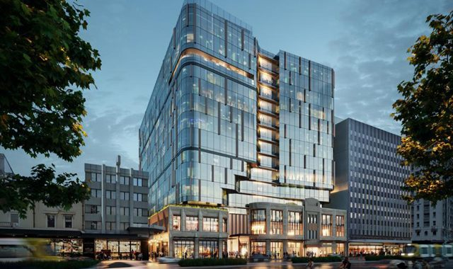 Work starts on $450m Adelaide office tower