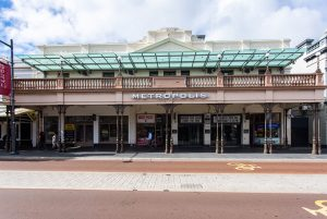 Metropolis Fremantle building up for grabs for first time in seven decades