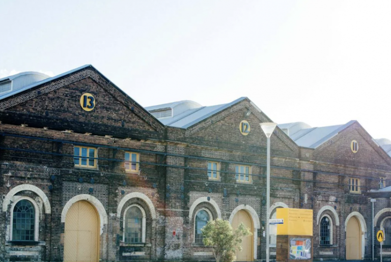 SunSuper sets sights on Locomotive Workshops building in Sydney