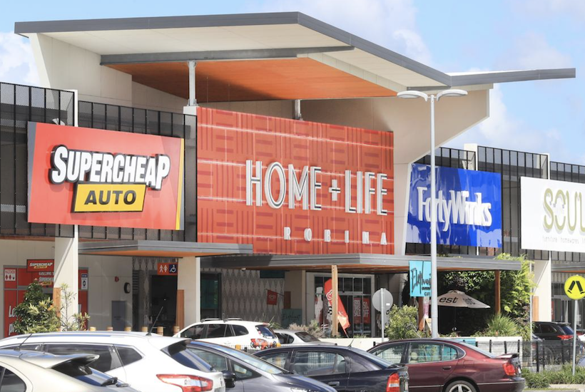 QIC sells Robina and Melbourne home maker centres