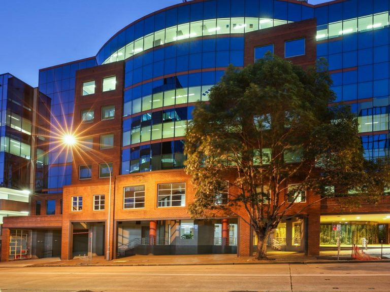 Parramatta office building leased to Australian Government tipped to sell for $70m