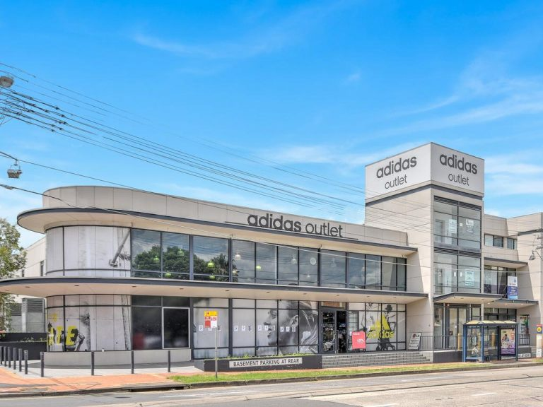 Local investor pays $12.3m for Lidcombe Adidas outlet