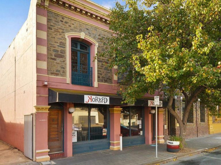 Historic building in a popular Port Adelaide precinct offering investment opportunity