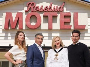 Famous motel from 'Schitt's Creek' now up for sale for $2.1 million