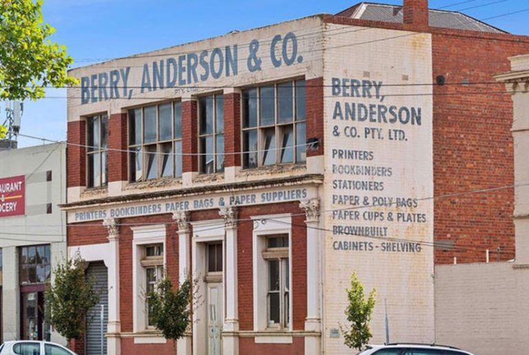 119-year-old Ballarat building on the market for the first time