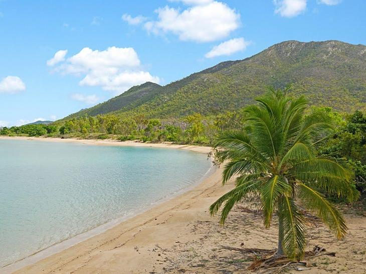 Australia's best vacant block of land hits the market in the Whitsundays