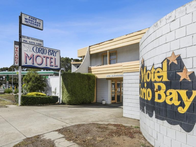 Landmark Corio motel freehold listed with multimillion price hopes