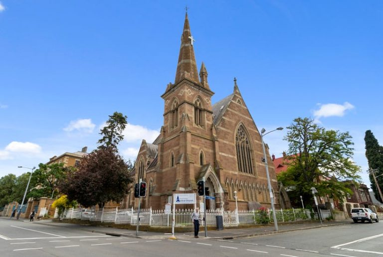 Heritage church with 'time capsule' of relics listed for $1.2m