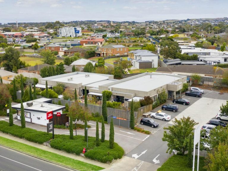 Coffee, childcare driving Belmont property to auction
