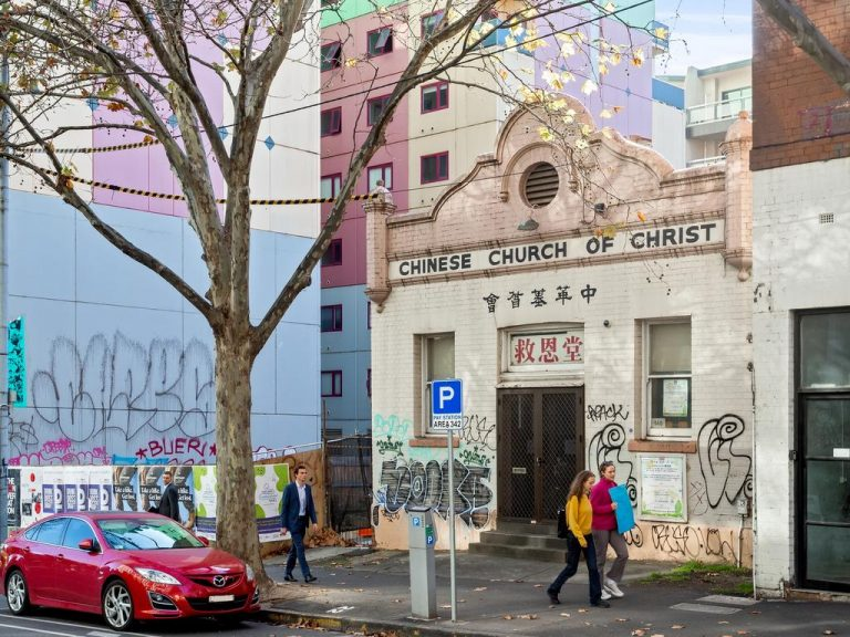 Chinese Church of Christ luring investors and owner occupiers