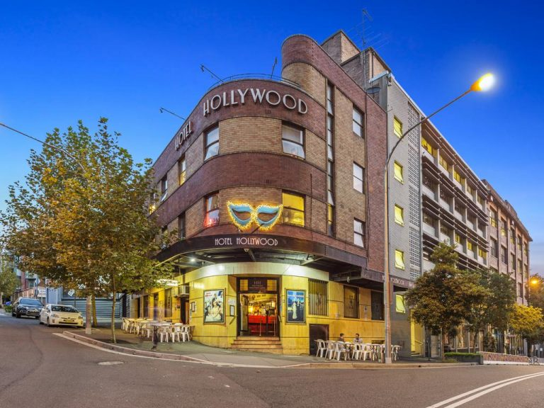 Hollywood Hotel in Surry Hills sells to mystery buyer in hush deal