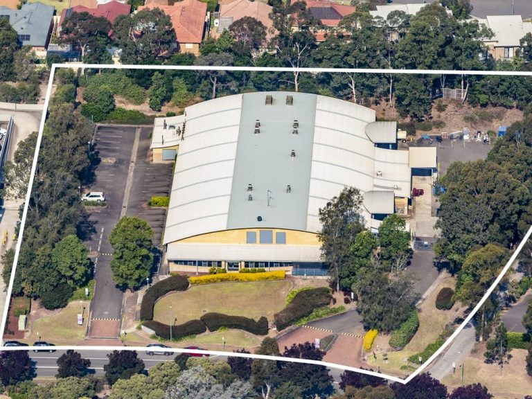 Aged care provider Anglicare lists mega catering site