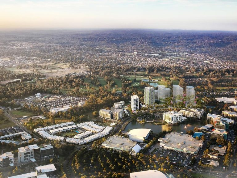 Norwest Quarter to be a $1b masterplanned sustainable community