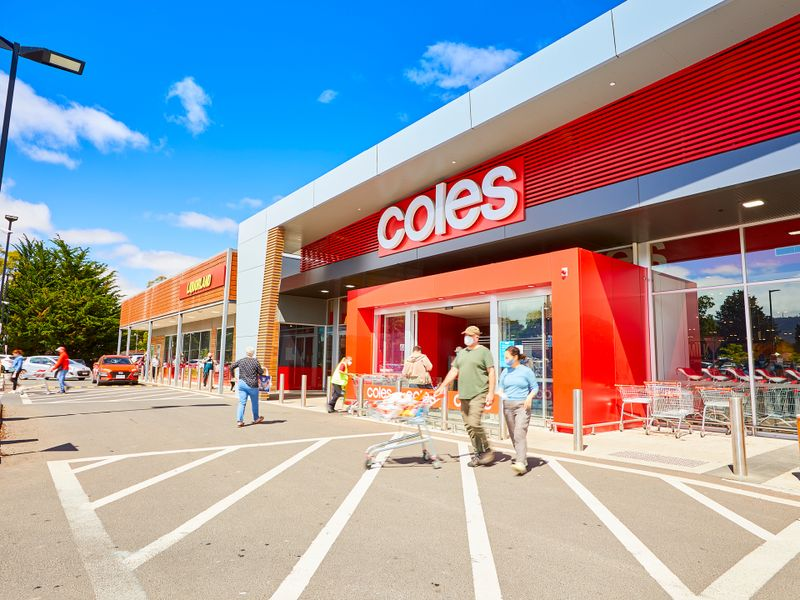 Coles Woodend sold for a record $33.3 million. Picture: realcommercial.com.au/for-sale