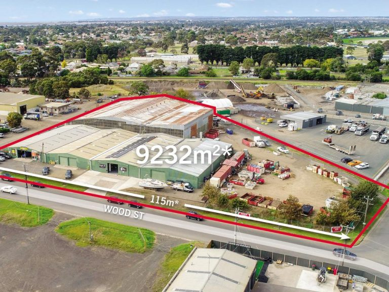 Future redevelopment looms for South Geelong property