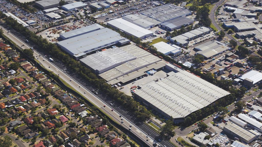 Supplied Editorial Amazon has leased a warehouse in Sydney from Goodman Group