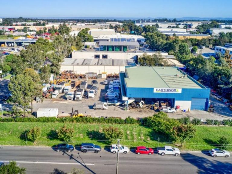 Glendenning commercial property sells for $9.3m, around $4.8m above reserve