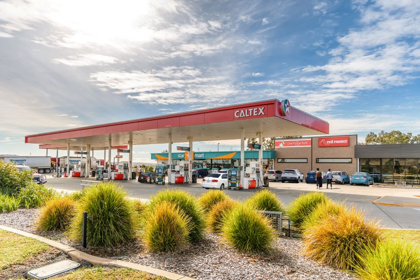 The COVID pandemic has fuelled investor demand for service stations. Picture: Supplied by Cushman & Wakefield