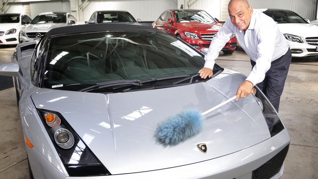 Fear prestige cars will be dirtied by Melbourne metro tunnel works