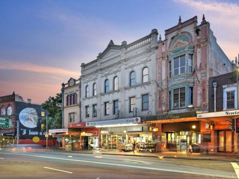 Dr Earth Newtown store on the market for first time in a generation