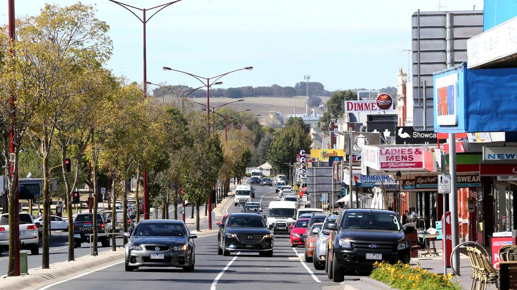 Colac wants to stay in Corangamite