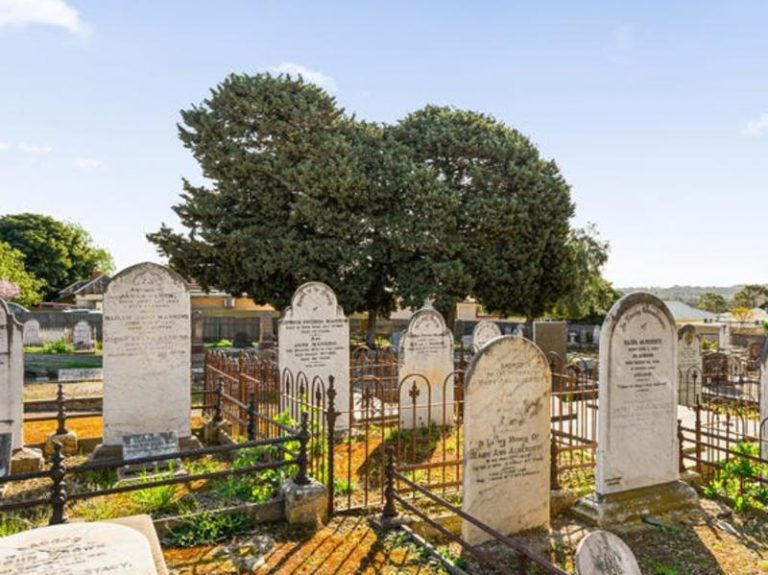 McLaren Vale cemetery and historic pioneer hall for sale