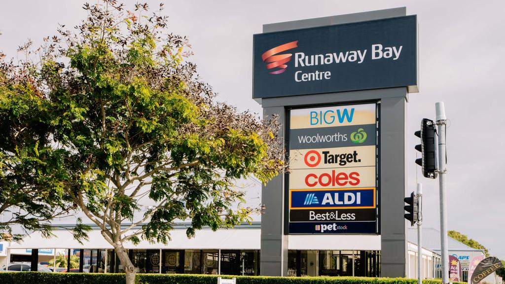 Supplied Editorial Perron Group has sold a half stake in Runaway Bay Shopping Centre to  Greenpool Capital and Qualitas for $128m