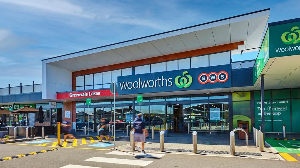 Supplied Editorial Woolworths Greenvale Lakes sold for $27.7m