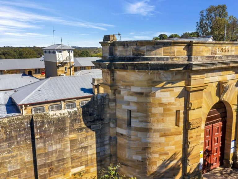 Buy a prison: Old Berrima Gaol in Southern Highlands listed for sale