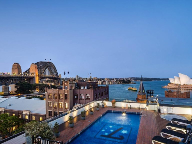 Rydges Sydney Harbour hits the market with $130m+ hopes